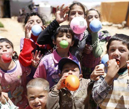 Charity for Syrian refugees