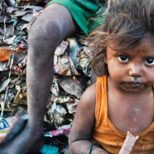Help poor people in India