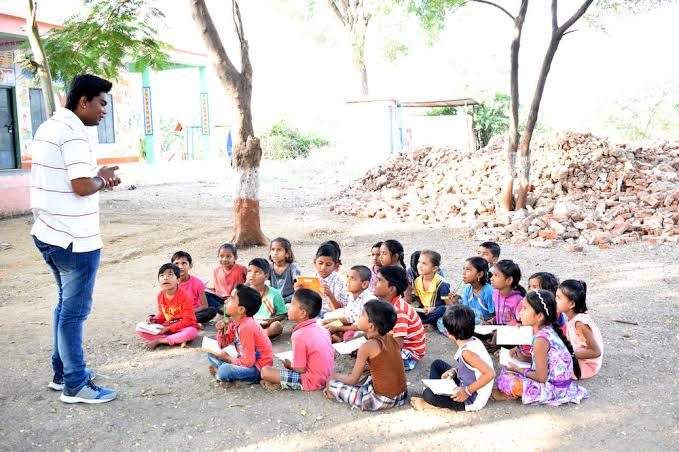 Funding for education of underprivileged children's